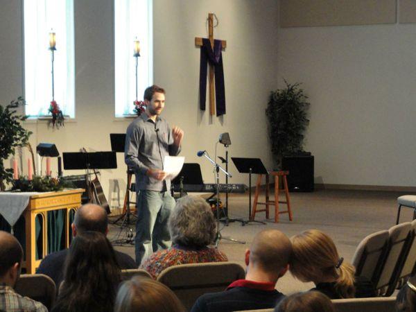 New Vision Church Sunday Morning 10:00 a.m.